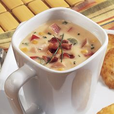 Easy Corn Chowder - The Pampered Chef®