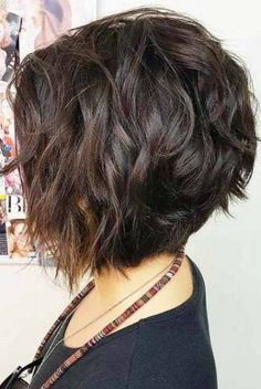 Latest Short Hair Trends You Should Not Miss About ★ More Information: Love Hair . - Latest Short Hair Trends You Should Not Miss About ★ More Information: Love Hair . New Hair Do, Love Hair, 50 Hair, Short Hair With Layers, Short Hair Cuts For Women, Short Curls, Short Wavy Hair, Bob Hairstyles 2018, Short Haircuts