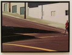 """Crossing Arkansas"" Mark Peet Visser Gallery ('s-Hertogenbosch, The Netherlands) www.markpeetvisser.com"