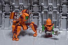 Space shaman is set to stun Lego Spaceship, Lego Robot, Lego Toys, Josi, Lego Mechs, Cool Lego Creations, Lego Parts, Lego Models, Space Theme
