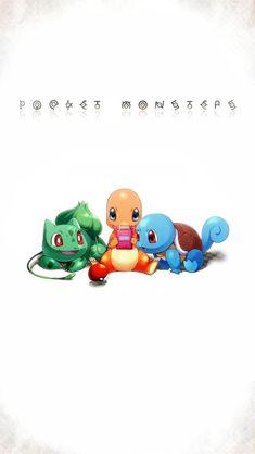 Pokemon Pocket Monsters iPhone5 Wallpaper (640x1136)