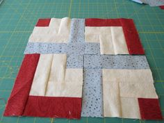 I've decided to do this tutorial because I got a request for the pattern from after I posted this as a quilt using 3 fabrics. Quilt Block Patterns, Pattern Blocks, Quilt Blocks, Quilt Size Charts, Quilt Sizes, Quilting Board, Patriotic Quilts, Strip Quilts, Flying Geese