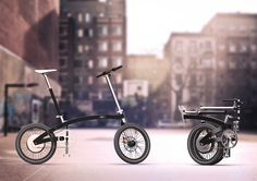 "Foldable E-Bike Concept - ""den"" on Behance"