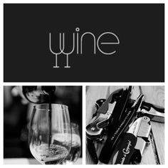 Wine sign.
