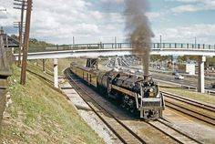 Old Time Trains Fort Erie, Canadian National Railway, Railroad Photography, Train Pictures, Train Journey, Steam Engine, Steam Locomotive, Model Trains, Artworks
