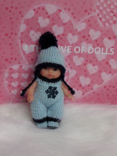Berenguer Itty Bitty Baby / Cupcake 5 doll / by 4THELOVEOFDOLLS