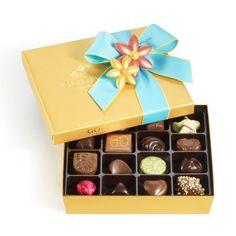 GODIVA Chocolatier Gold Ballotin Spri... $25.25 #topseller
