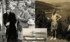 The private never-before-seen collection of 200 pictures documents the couple's exotic summer getaway, which Edward VIII embarked on against the wishes of his government.