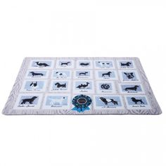 Blue Ribbon Dog Food Placemat-Harry Barker