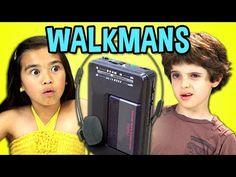 Wenn Kinder auf einen Walkman treffen - http://www.dravenstales.ch/wenn-kinder-auf-einen-walkman-treffen/