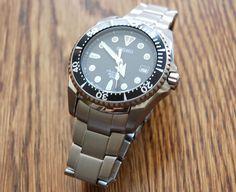 FS: Seiko Prospex Titanium Diver - SBDC007 Shogun - Mint / LNIB w/ Seiko Warranty + Zulu Nato