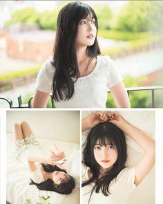 Gambar mungkin berisi: satu orang atau lebih Beautiful Asian Girls, Pretty Girls, Cute Girls, Kawaii Girl, Japanese Girl, Beauty Women, Asian Beauty, Cool Photos, Idol