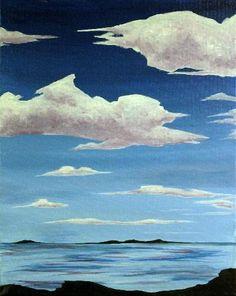 Paint Nite Sanjose   The Blue Chip 02/11/2015