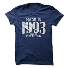 Made in 1993 - Aged to Perfection