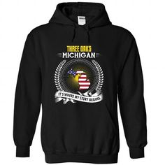 Born in THREE OAKS-MICHIGAN V01 - #jean shirt #disney hoodie. WANT THIS => https://www.sunfrog.com/States/Born-in-THREE-OAKS-2DMICHIGAN-V01-Black-Hoodie.html?68278