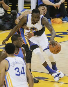 during Game 7 of the NBA Western Conference Finals at Oracle Arena on Monday, May 30, 2016 in Oakland, Calif. Photo: Carlos Avila Gonzalez, The Chronicle