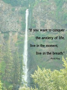 Anxiety of life quote