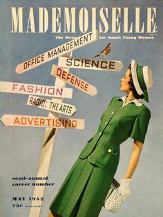 Mademoiselle May 1942