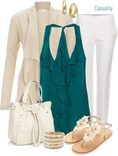 """""""Vacation Wear"""" by casuality on Polyvore"""