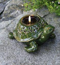 So Cute! Sea Turtle Votive Holder $10 (Reg 24.95) http://www.partylite.biz/NikkiHendrix