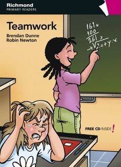 Teamwork. Brendan Dunne. Richmond Publishing, 2011