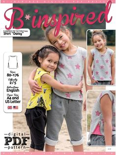 Shirt and Joggings free pattern - Downloads - Poppy