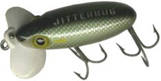 On this page of my site, which specializes in antique fishing lures, I offer color visuals of the Early Arbogast Jitterbug. Pike Fishing, Fishing Lures, Color, Products, Fishing Jig, Colour, Gadget, Bass Fishing Lures, Colors