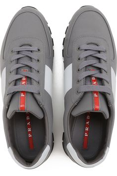 3c22d3157f11c9 Prada Sneakers for Men and Shoes from the Latest Collection. Find Prada  Sneakers and Sport Shoes in a wide selection at our online store.