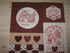 Wilma from Holland's Wish QUilt.