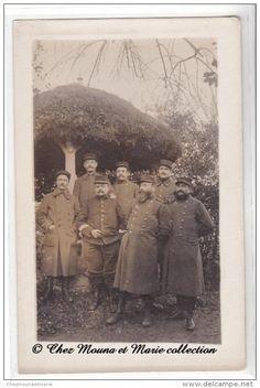 WWI - 31 EME REGIMENT - CARTE PHOTO MILITAIRE