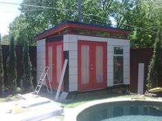 Prefab Shed Kits, Simple Designs, Outdoor Structures, Simple Drawings