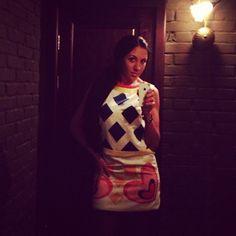 Photo by nadyabahmutova  #moschino #mymoschino #dress