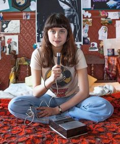 Bel Powley delivers a brilliant performance in the coming-of-age drama 'The Diary of a Teenage Girl.'  http://www.examiner.com/review/the-diary-of-a-teenage-girl-movie-review