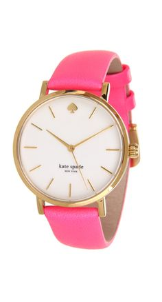 Kate Spade watches are flawless
