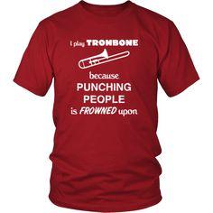 579e4a741 18 Best Trombone tshirts images   Trombone, T shirts, Tees