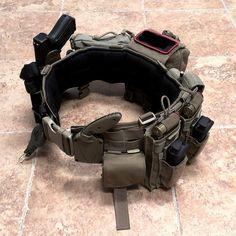 Battle belt-I WANT THIS!!!