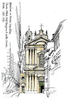 Rome, Santa Maria dell'Orazione | by gerard michel