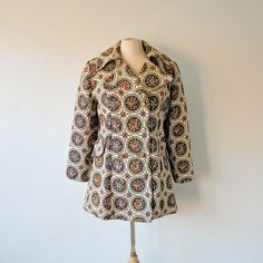 60s Pea Coat.