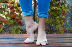 Dance foot protector by marocaine on Etsy