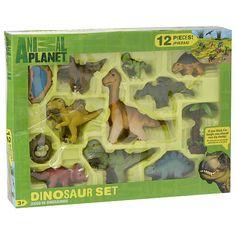 Animal Planet Prehistoric Dino Valley Playset