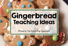 Are you teaching about Gingerbread and Gingerbread Men in your classroom or homeschool? This resource has ideas, crafts, activities, and lessons for your Gingerbread and Gingerbread Men thematic unit. The book lists, bulletin board photos, pictures of kid projects and printables are great for kindergarten, first grade, second grade, third grade, fourth grade and fifth grade. Planning a Gingerbread and Gingerbread Men theme will be easy.