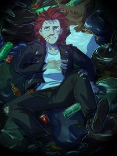 hookers n blow here we go Character Inspiration, Character Art, Metalocalypse, Goth Music, Fanart, Traditional Paintings, Animation Series, Art Drawings Sketches, Cyberpunk