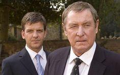 Midsomer Murders - John Nettles, Jane Wymark, Jason Hughes and Neil Dudgeon