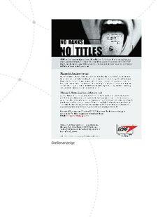 #ClippedOnIssuu from SPS MARKETING Employer-Branding-Magazin Employer Branding, Ideas, Branding, Thoughts