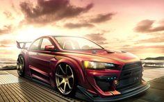 Mitsubishi Lancer Evolution www.vip.aviapersona.ru