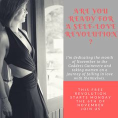 Join the Free Self-Love Revolution starting November 6th