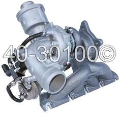 buyautoparts.com provides OEM borgwarner turbos with free shipping. Buyautoparts number 40-30100 ON crosses with BorgWarner part number 53039880087