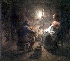 83 meilleures images du tableau Jean-François Millet