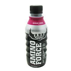 ABB Amino Force Raspberry Lemonade - 12 (22 fl oz) bottles #Sports #Supplements #Fitness #BodyFitness #BodyBuilding