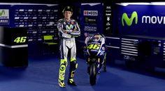 Movistar Yamaha MotoGP 2015: Valentino Rossi (VIDEO)